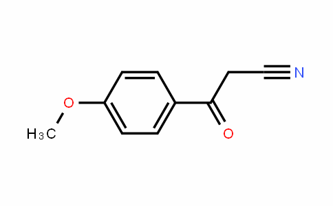 4-Methoxybenzoyl acetonitrile
