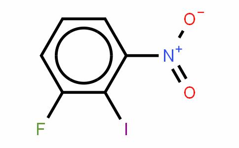 2-Iodo-3-fluoronitrobenzene