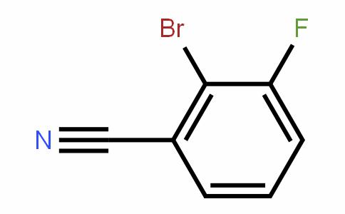 2-溴-3-氟苯甲腈