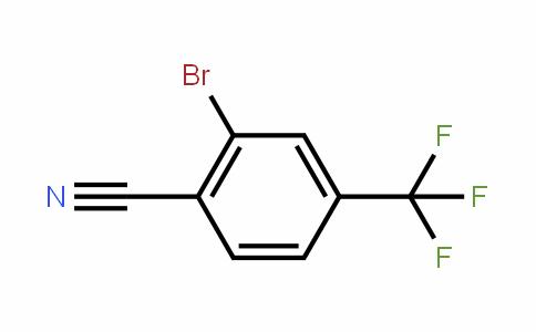 2-溴-4-(三氟甲基)苯甲腈