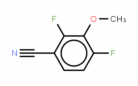 3-Methoxy-2,4-difluoobenzonitrile