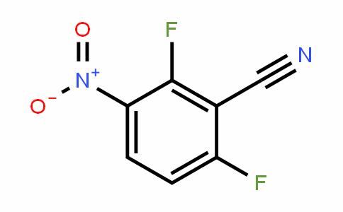 2,6-二氟-3-硝基苯甲腈