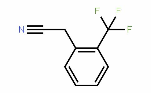 o-Trifluoromethylbenzyl cyanide