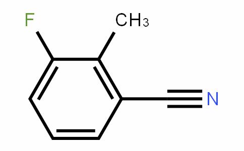3-氟-2-甲基苯腈