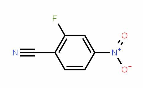 2-氟-4-硝基苯腈
