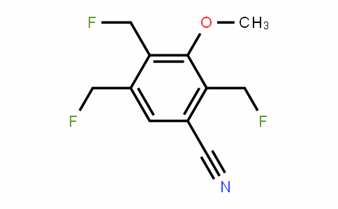 3-Methoxy -2,4,5-trifluoromethylbenzonitrile