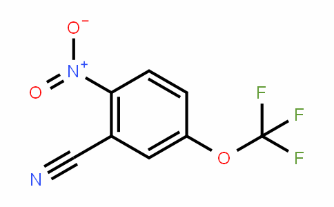 2-Nitro-5-(trifluoromethoxy)benzonitrile