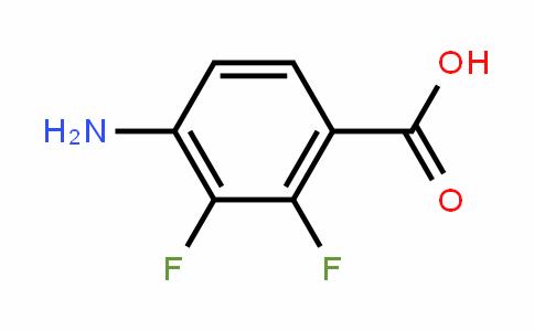4-Amino-2,3-difluorobenzoic acid