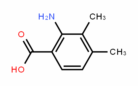 2-Amino-3,4-dimethylbenzoic acid