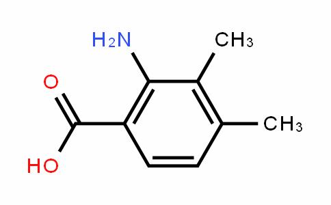 2-氨基-3,4-二甲基苯甲酸