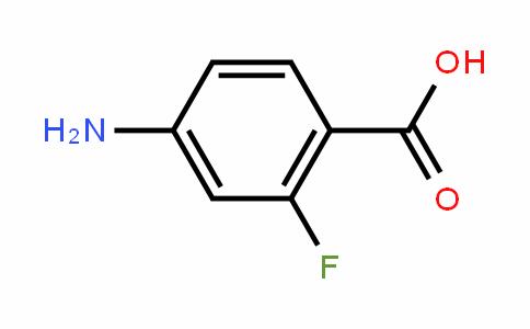 4-氨基-2-氟苯甲酸