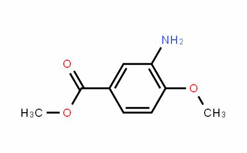 Methyl 3-amino-4-methoxybenzoate
