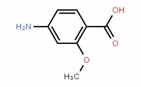 4-氨基-2-甲氧基苯甲酸
