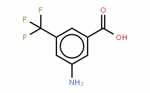 3-氨基-5-(三氟甲基)苯甲酸