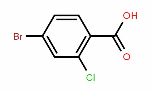 4-溴-2-氯苯甲酸