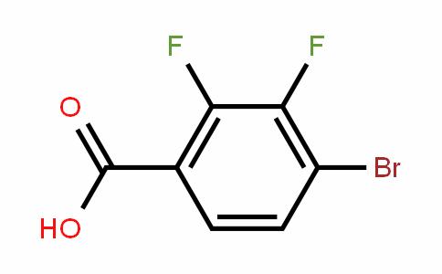 2,3-二氟-4-溴苯甲酸