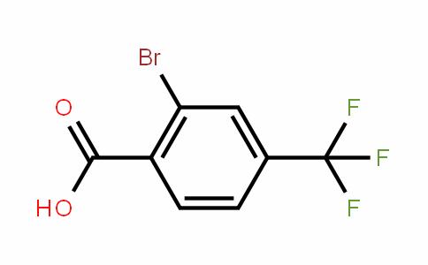 2-溴-4-三氟甲基苯甲酸