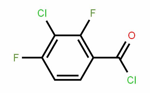 3-Chloro-2,4-difluorobenzoyl chloride