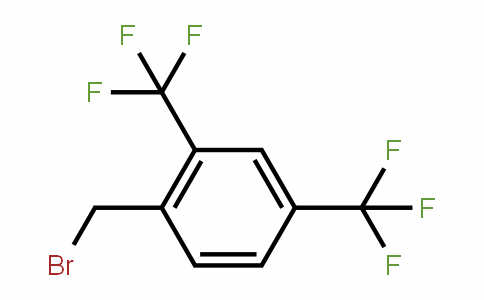 2,4-Bis(trifluoromethyl)benzyl bromide
