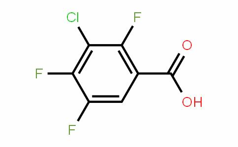3-氯-2,4,5-三氟苯甲酸
