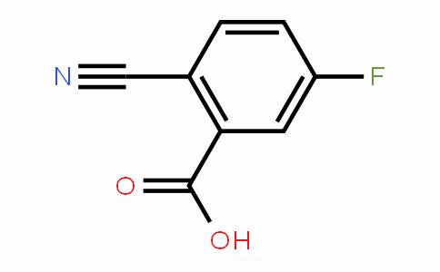2-Cyano-5-fluorobenzoic acid