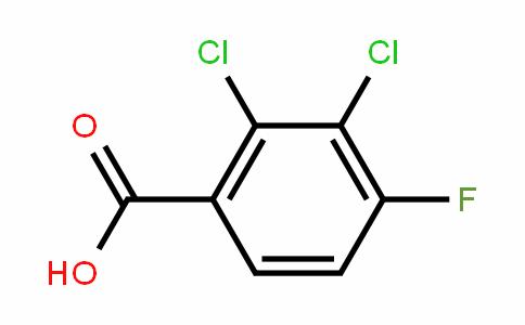 2,3-二氯-4-氟苯甲酸