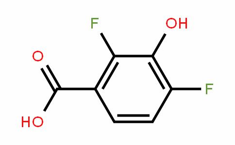 2,4-Difluoro-3-hydroxybenzoic acid