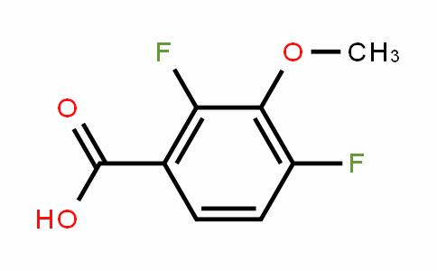2,4-Difluoro-3-methoxybenzoic acid