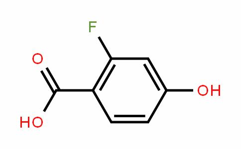 2-氟-4-羟基苯甲酸