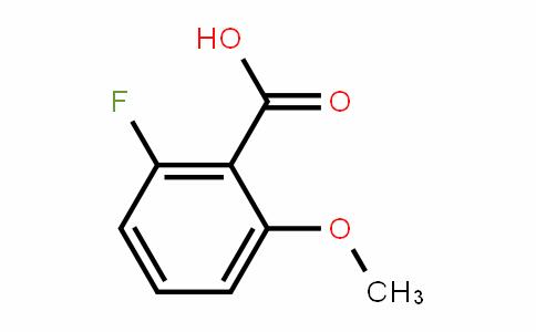 2-Fluoro-6-methoxybenzoic acid