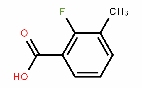 2-Fluoro-3-methylbenzoic acid