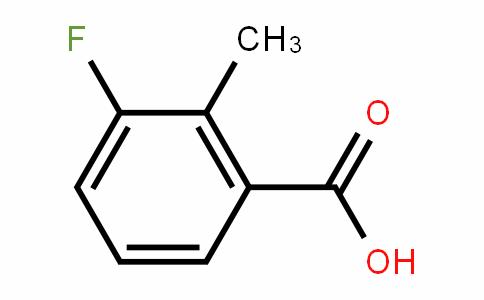 3-氟-2-甲基苯甲酸