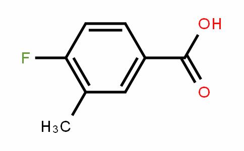 4-氟-3-甲基苯甲酸