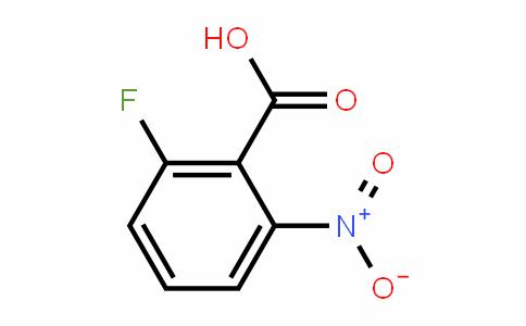 2-氟-6-硝基苯甲酸