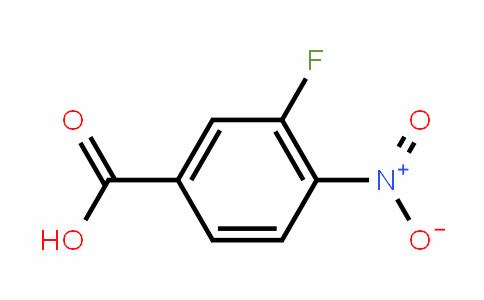 3-Fluoro-4-nitrobenzoic acid