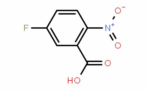 5-氟-2-硝基苯甲酸