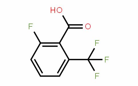 2-Fluoro-6-(trifluoromethyl)benzoic acid