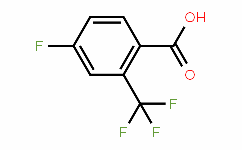 4-Fluoro-2-(trifluoromethyl) benzoic acid