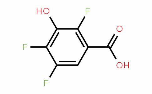 2,4,5-三氟-3-羟基苯甲酸