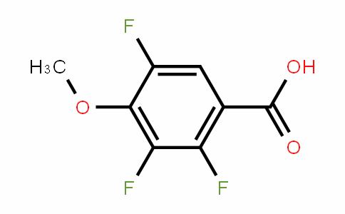 4-Methoxy-2,3,5-Trifluorobenzoic acid