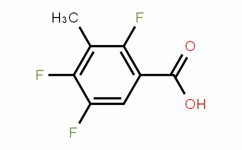 2,4,5-三氟-3-甲基苯甲酸