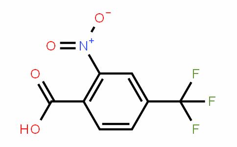 2-硝基-4-(三氟甲基)苯甲酸