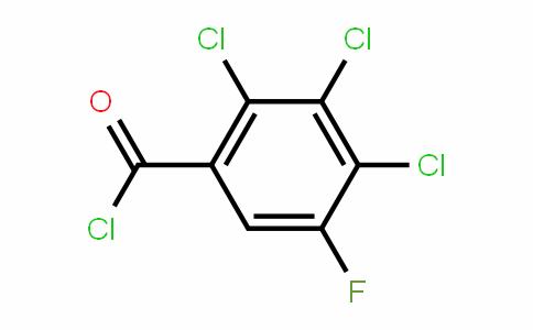 2,3,4-Trichloro-5-fluorobenzoic chloride