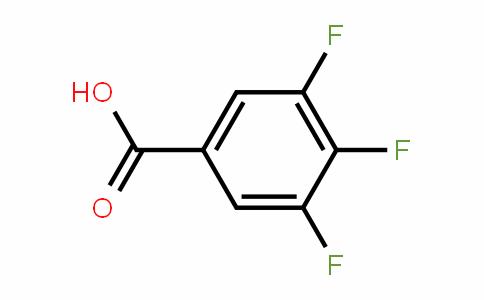 3,4,5-Trifluorobenzoic acid