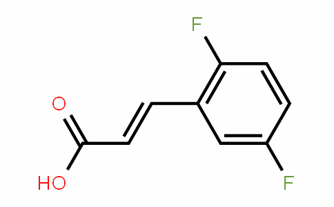 Trans-2,5-Difluorocinnamic acid