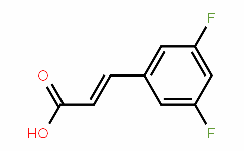 Trans-3,5-Difluorocinnamic acid