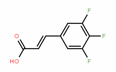 3,4,5-Trifluorocinnamic acid