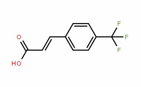 4-(Trifluoromethyl)cinnamic acid