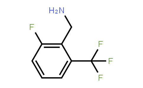2-Fluoro-6-(trifluoromethyl)benzylamine