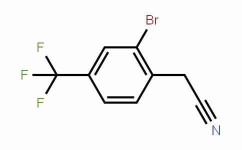 2-溴-4-三氟甲基苯乙腈